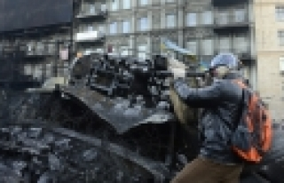 ''Ukrayna'daki Gösteriler: Ordu Müdahale Edecek...
