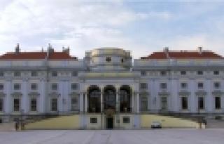 ''Viyana Schwarzenberg Sarayı''