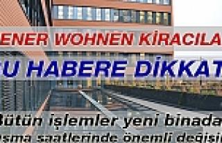Wiener Wohnen Tek Binadan Hizmet Verecek