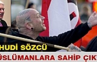Yahudi Merkez Konseyi Başkanı, Müslümanlara Sahip...