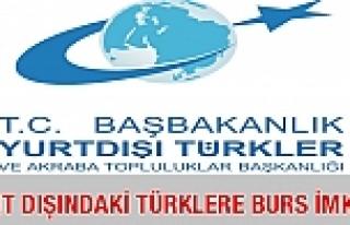 YTB'den yurt dışındaki Türklere burs imkanı
