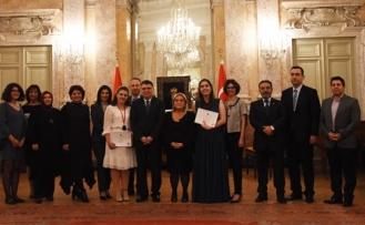 Türk piyanistlerden büyük başarı