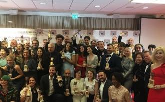 Mültecilerin dramını dünyaya duyuran 'Mor Ufuklar'a 15 ödül
