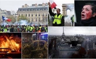 Sarı Yelekliler: 'Fransız Baharı' mı 'faşizmin ayak sesleri' mi?