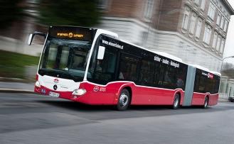 Viyana toplu taşıma araçları günde 5 defa dünyayı turluyor