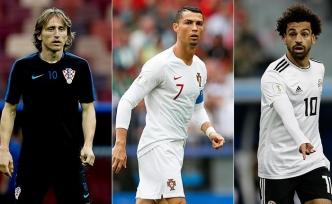 'FIFA yılın en iyileri ödülü'
