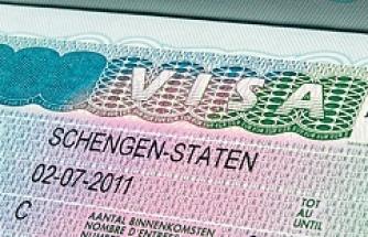 Türkiye Schengen'de geriledi