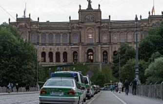 Münih'teki silahlı saldırı