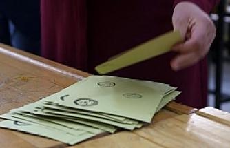Yurt dışında kullanılan oyların sayımına başlandı