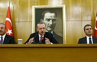 Erdoğan: 'Bağdat başaramazsa, gereğini yaparız'