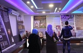 Avusturya'da Hazreti Muhammed sergisi