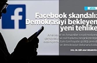 Facebook skandalı: Demokrasiyi bekleyen yeni tehlike