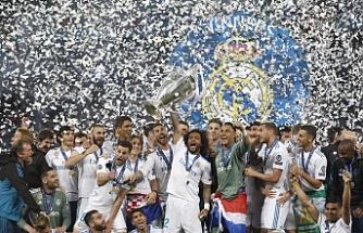 Real Madrid ve Zidane Şampiyonlar Ligi'nde tarih yazdı