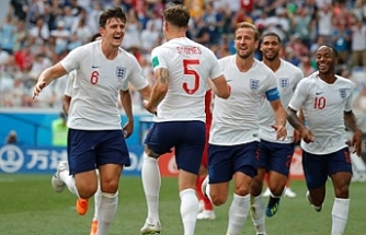 İngiltere, 7 gollü maçta Panama'yı param parça etti