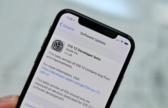 iOS 12'yi hemen yükleyin