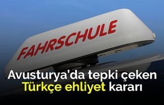 Avusturya'da ehliyet sınavları artık Türkçe yapılamayacak