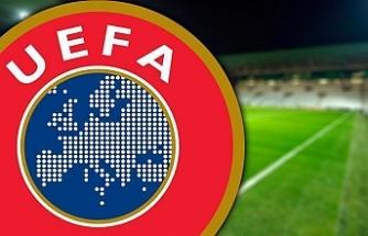 UEFA'dan Türk hakemlere ve gözlemcilere görev