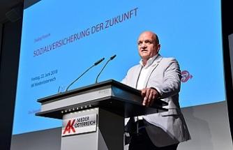 """Wieser: """"Sosyal sigorta sistemimizin temelleri muhafaza edilmelidir"""""""