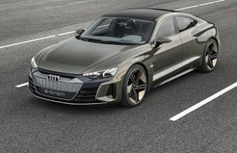 Audi'den 4 kapılı elektrikli coupe konsepti