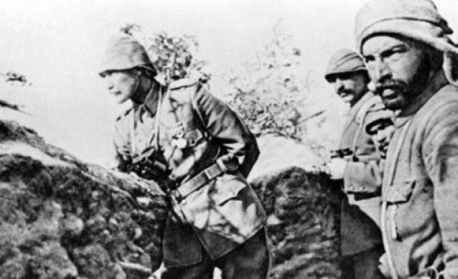 'Atatürk alkolden değil sıtma ilacından öldü'