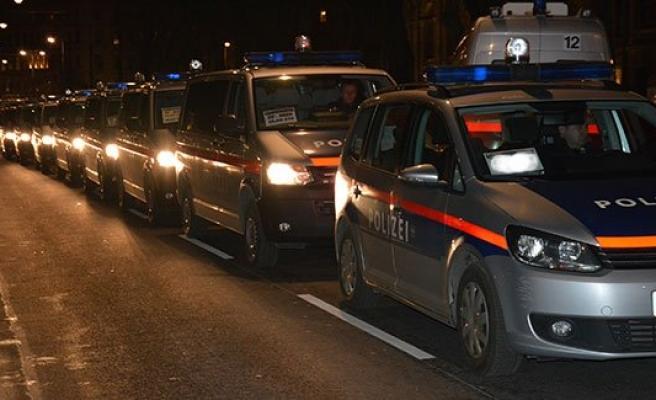 Avusturya polisinden korkutan açıklama