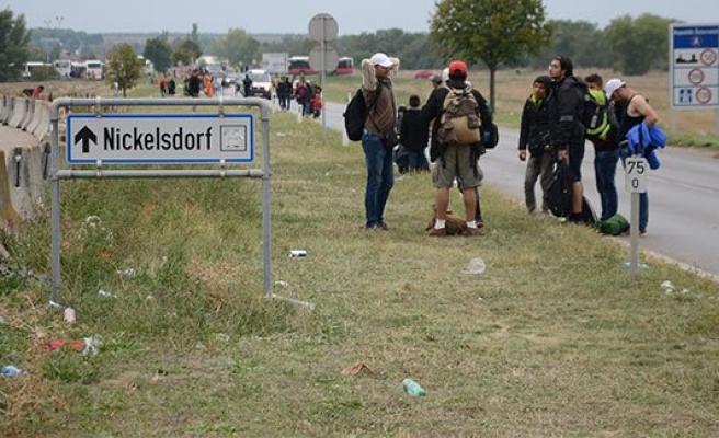 AMS: 'Avusturya'daki sığınmacılar yüksek eğitimli''