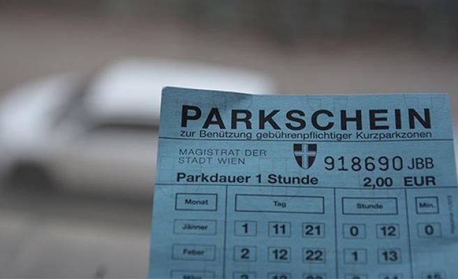 Viyana'nın o bölgesinde de paralı park uygulaması başlıyor