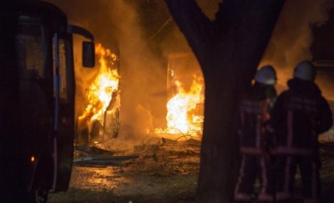 Ankara'da patlama: Ölü sayısı 18'e yükseldi