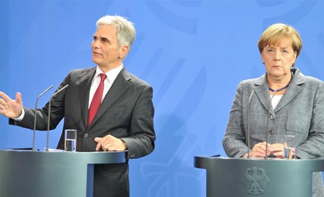 Başbakan Faymann: 'Almanya, Avusturya'nın adımlarını takip edecek'