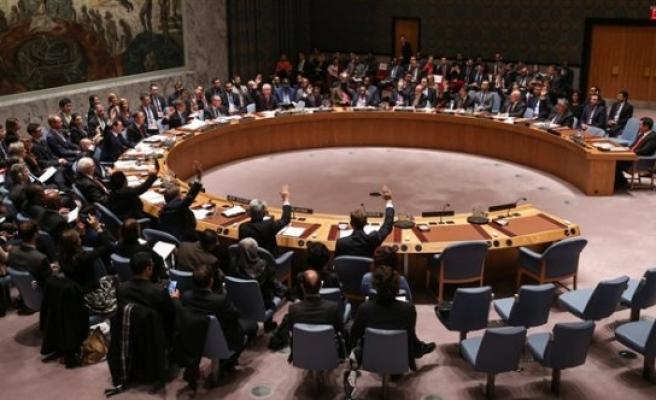 BM'den Rus tasarısına red