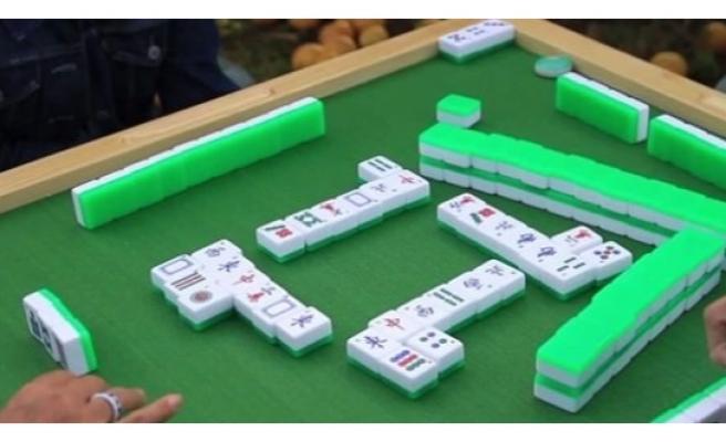 Çocuklarda dikkat eksikliğine karşı 'mahjong'