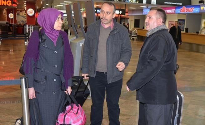Vize alamayan ilk ATİB imamı, Avusturya'dan ayrıldı