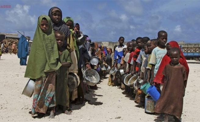 34 ülke açlığın pençesinde
