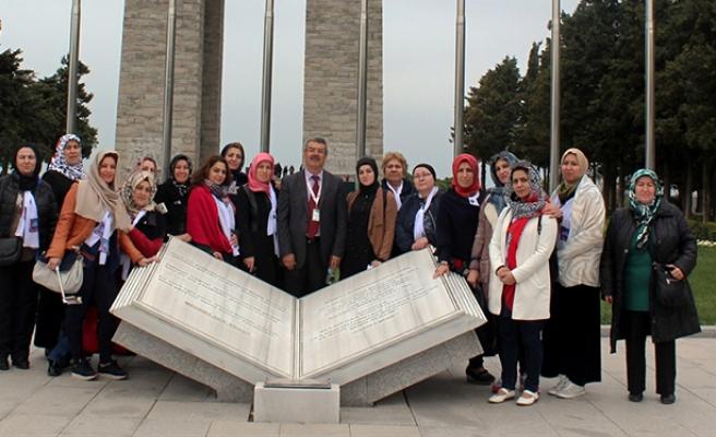 ATİK'ten Çanakkale Ziyareti