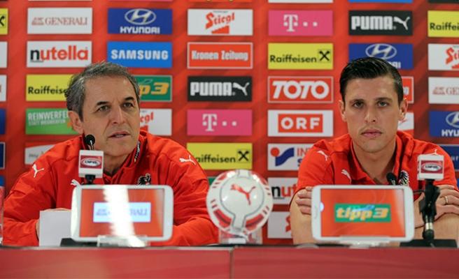 Avusturya Milli Takım Teknik Direktörü: ' Türkiye maçı zor olacak '