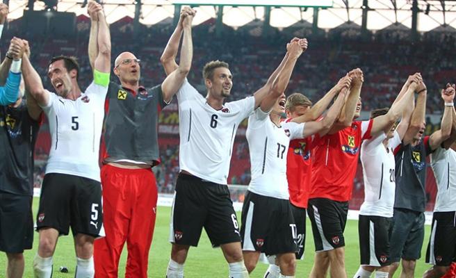 Avusturya Milli Takımı'nın aday kadrosu belli oldu