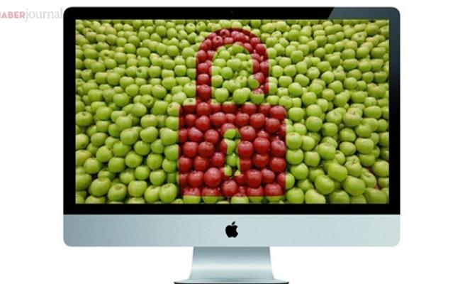 Bir ilk: Fidyeci virüs Apple'ı da vurdu!