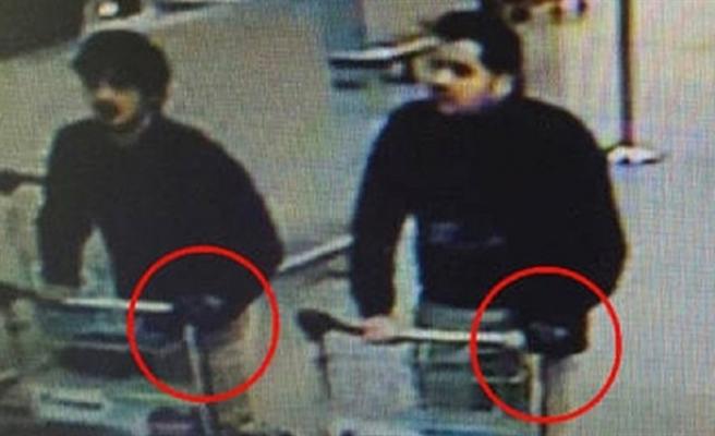 Brüksel teröristlerinin kimliği belli oldu