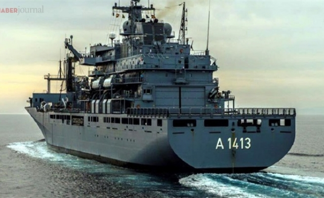 Ege'deki NATO misyonuna Hollanda'dan katkı