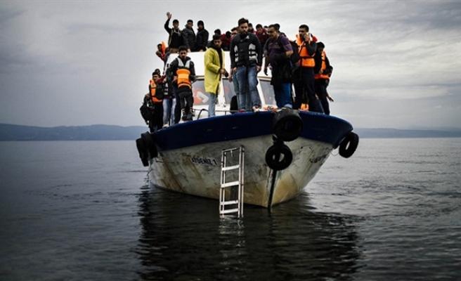 Ege'deki sığınmacı geçişlerinde düşüş yaşandı
