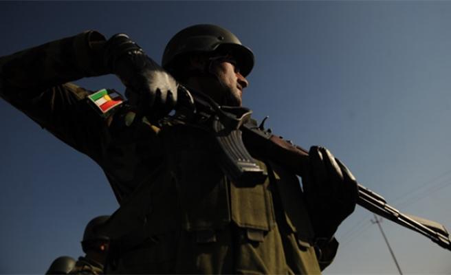 İngiltere'den Irak'taki kilit noktalara destek
