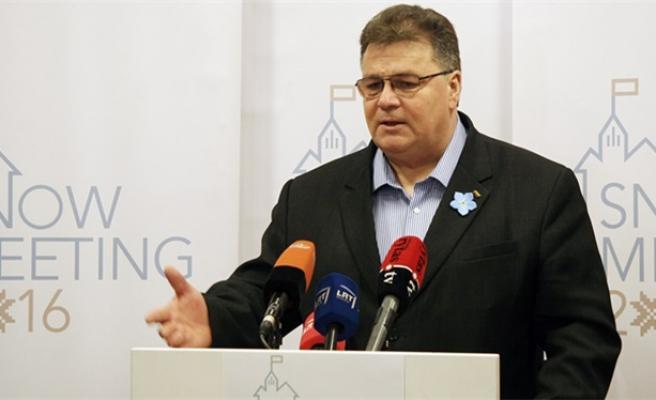 Litvanya uyardı: Rusya ile normal diyaloğa girmeyin