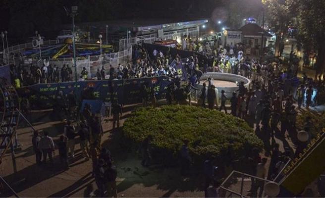 Lunapark kana bulandı: 55 ölü