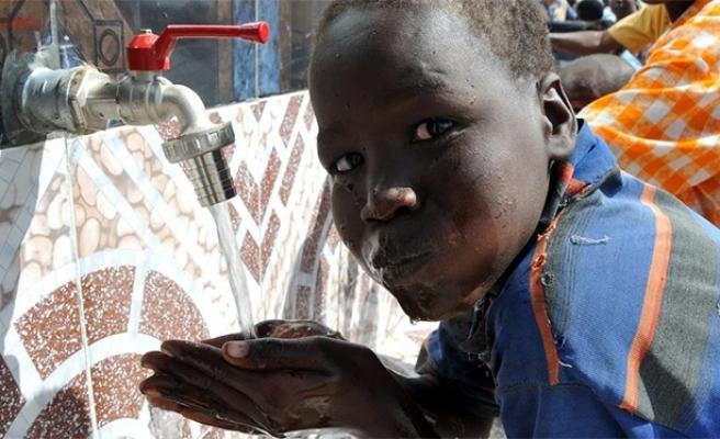 Somali'ye 6 milyon dolarlık su kuyusu yatırımı