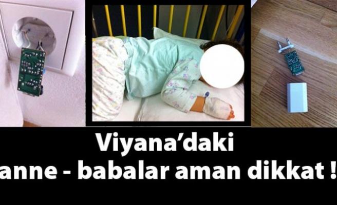 Viyana'daki anne - babalar: Aman dikkat!