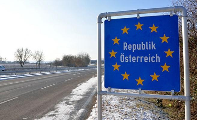 Almanya'dan 'Avusturya Sınırı' Açıklaması