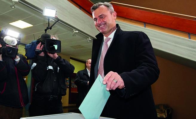 Avusturya'da 'Aşırı Sağcıların' seçim zaferi: İlk turda 1.