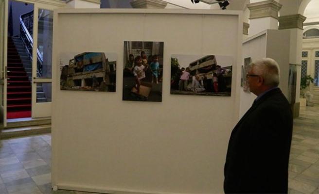 Avusturya İstanbul Başkonsolosluğu teklif etti, trajedi fotoğraflara yansıdı