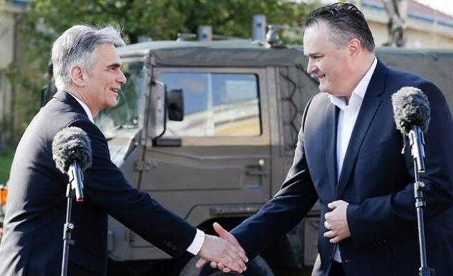 'Avusturya Ordusu'nun bütçe kaynağına ihtiyacı var'