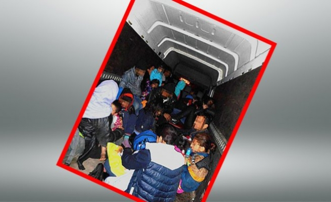Avusturya polisi 16'sı çocuk 27 sığınmacıyı böyle buldu